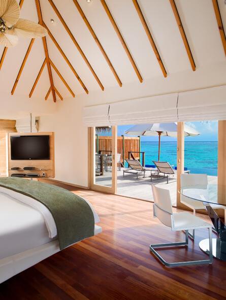 Отель Conrad Maldives Rangali Island_2