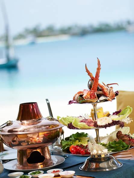 Отель Conrad Maldives Rangali Island_3