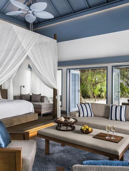 Отель Raffles Maldives Meradhoo_1