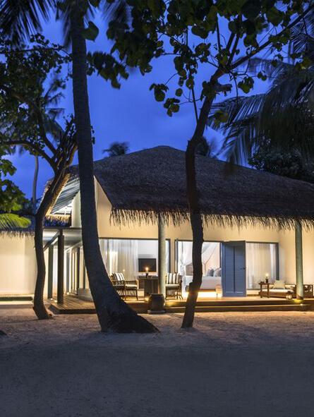 Отель Raffles Maldives Meradhoo_2