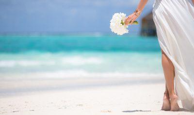 Как красиво выйти замуж, или свадьба на Мальдивах