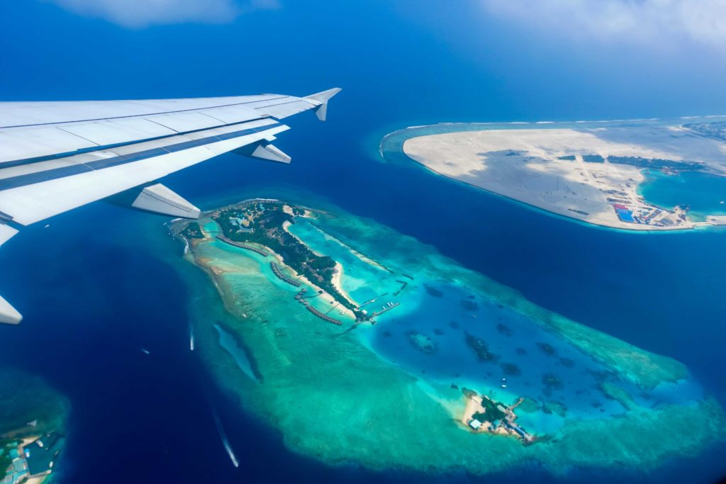 Мальдивы как добраться из Москвы