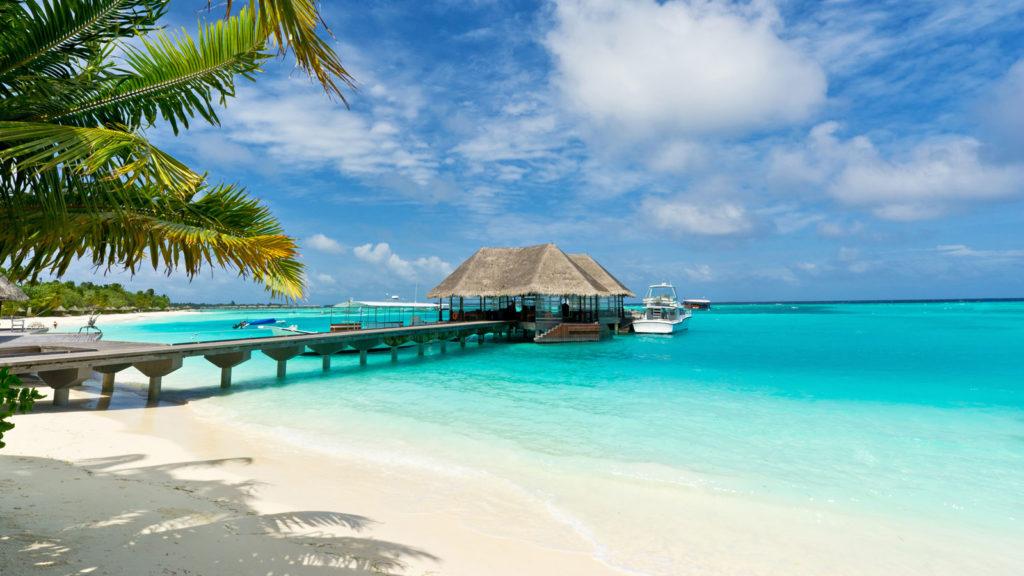 Где находятся Мальдивы