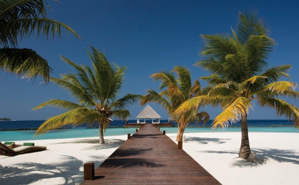 Пляжи Мальдив_4