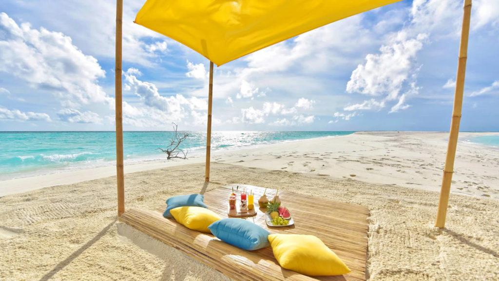 Пляжи Мальдив_3