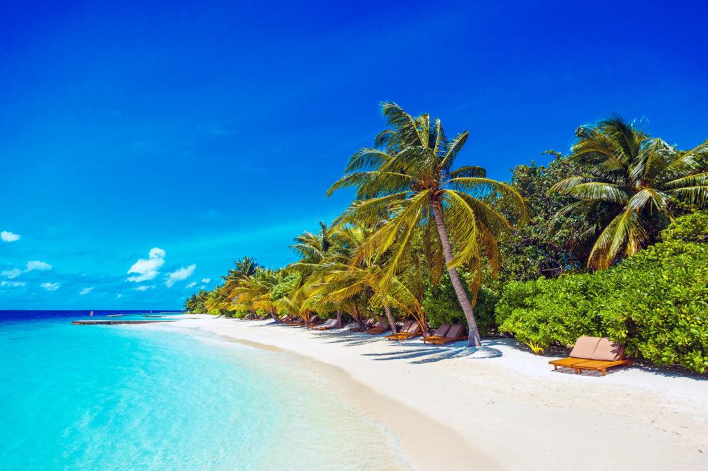 Пляжи Мальдив_6