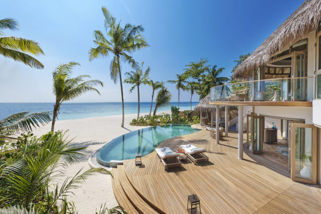 Пляжи Мальдив_15