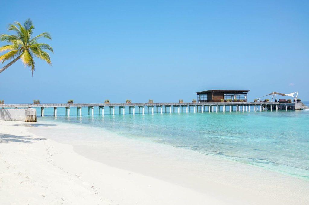 Пляжи Мальдив_1
